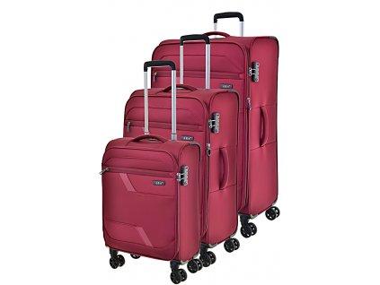 171016 1 cestovni kufry set 3ks d n s m l red