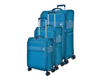 171019 1 cestovni kufry set 3ks d n s m l petrolejova