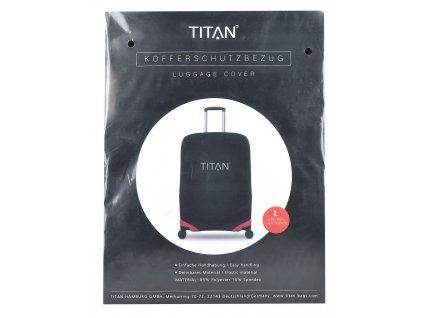 166903 2 obal na kufr titan universal l black