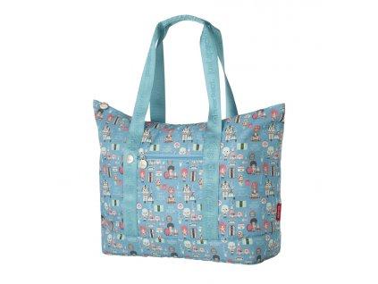 168283 3 taska travelite lilledy shopper turquoise
