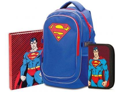 A SET010 skolni set superman
