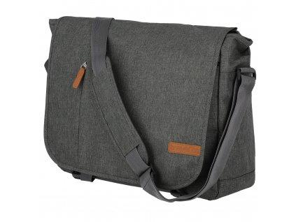 travelite Basics Messenger Tasche 40 cm anthrazit K113212 a