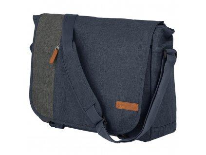 travelite Basics Messenger Tasche 40 cm marine K113213 a