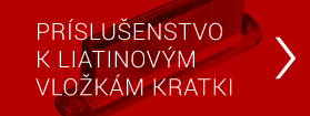 Príslušenstvo k liatinovým vložkám Kratki