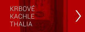 Krbové kachle Thalia