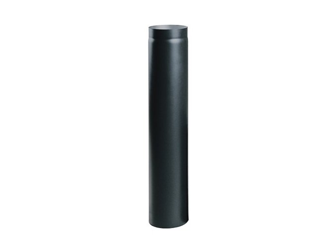 Dymovod rúra 130/1000 / 1,5 mm
