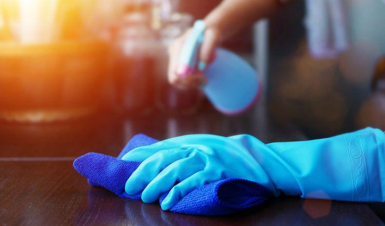 Dezinfekcia domácnosti je na prvom mieste