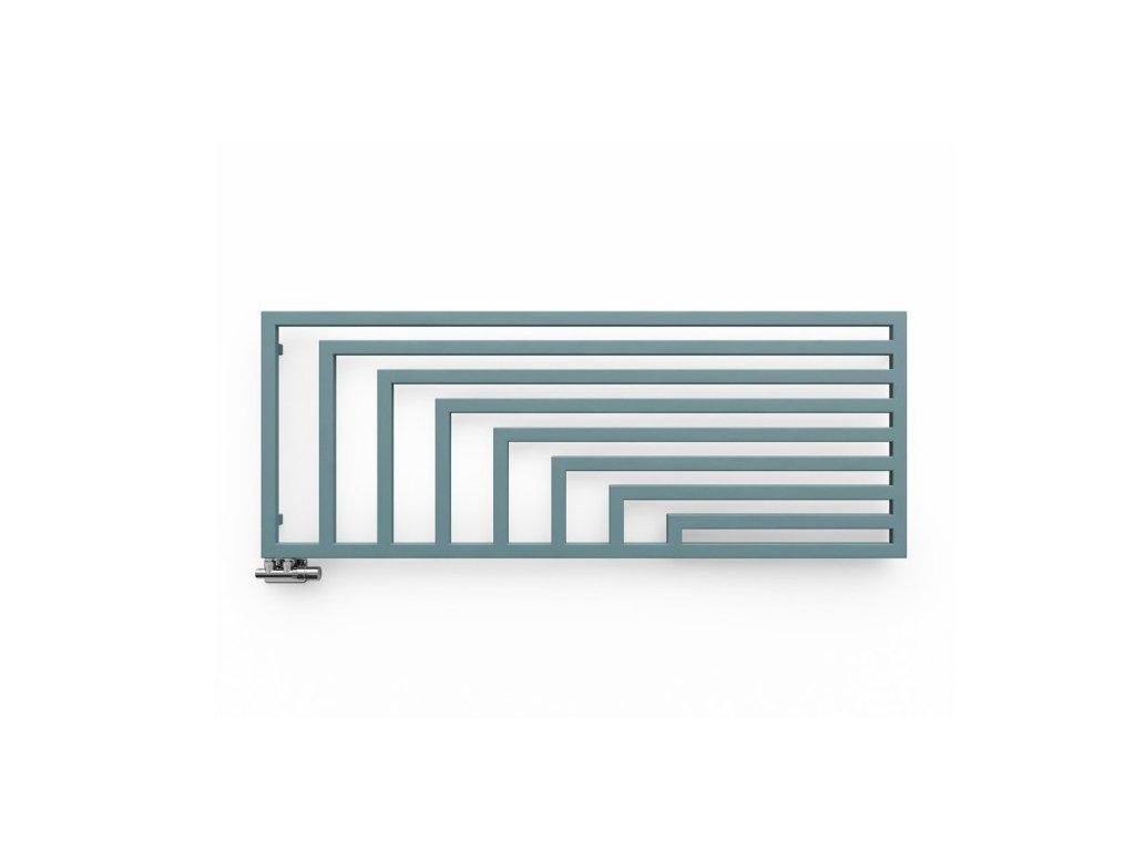 TERMA ANGUS H dizajnový radiátor (Rozmery01 (V x Š) 360 x 1140 mm)