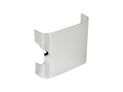 HERZ Kryt dizajnérsky 1010022 na ventil HERZ-3000 biely