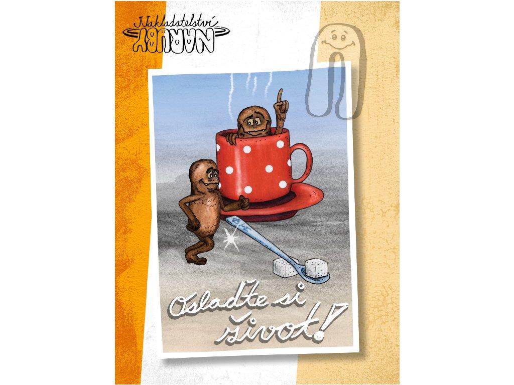 Prezentace pohlednic Kakajíčci