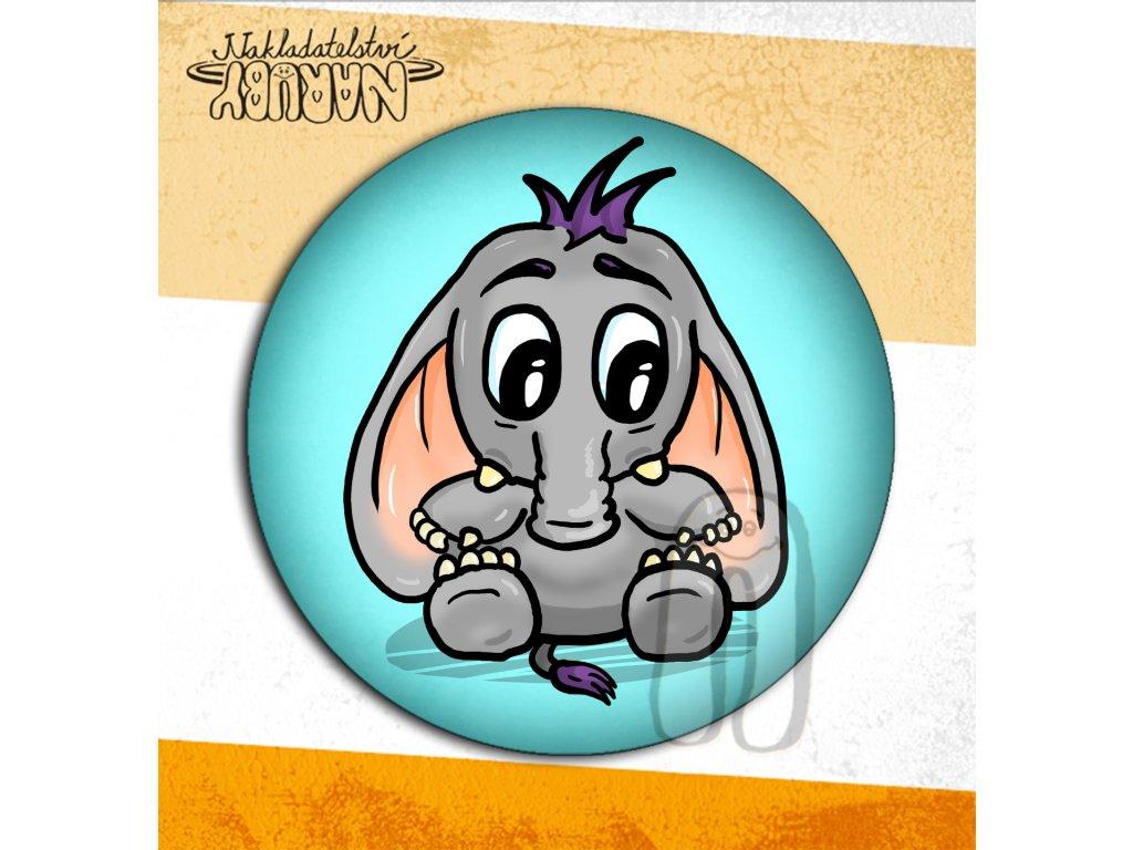 Prezentace placek slon