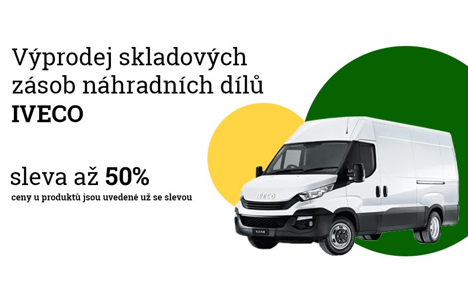 IVECO 50% discount