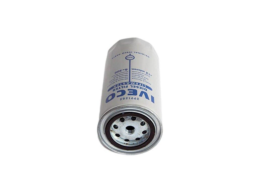 Palivový filtr Iveco Stralis, Iveco Trakker jemný