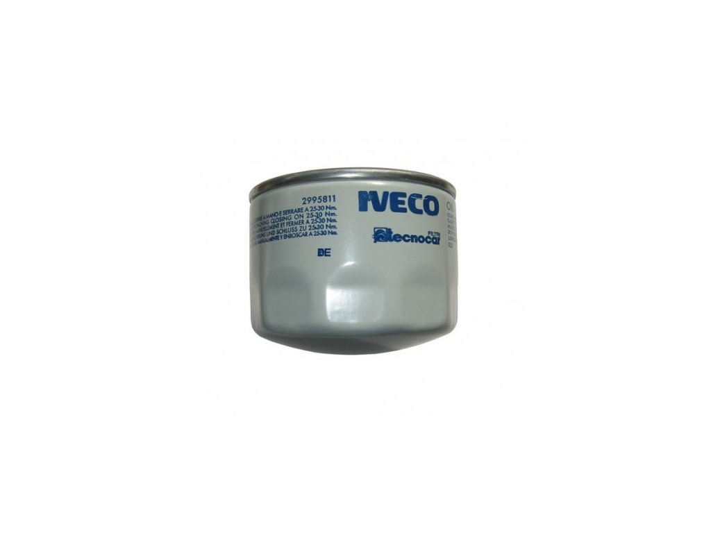 Olejový filtr Iveco Daily, Fiat Ducato 2,3