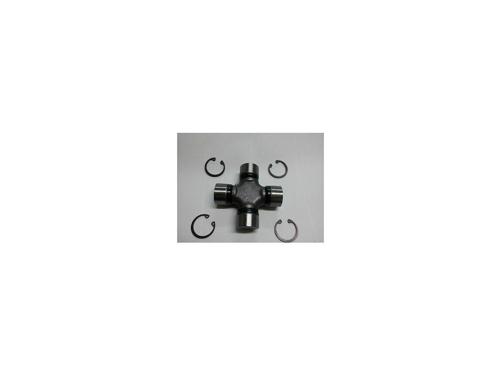 Kardanový kríž Renault Master 2010– 2,3 dCi zadný náhon 30,17x82,00/49,10/12