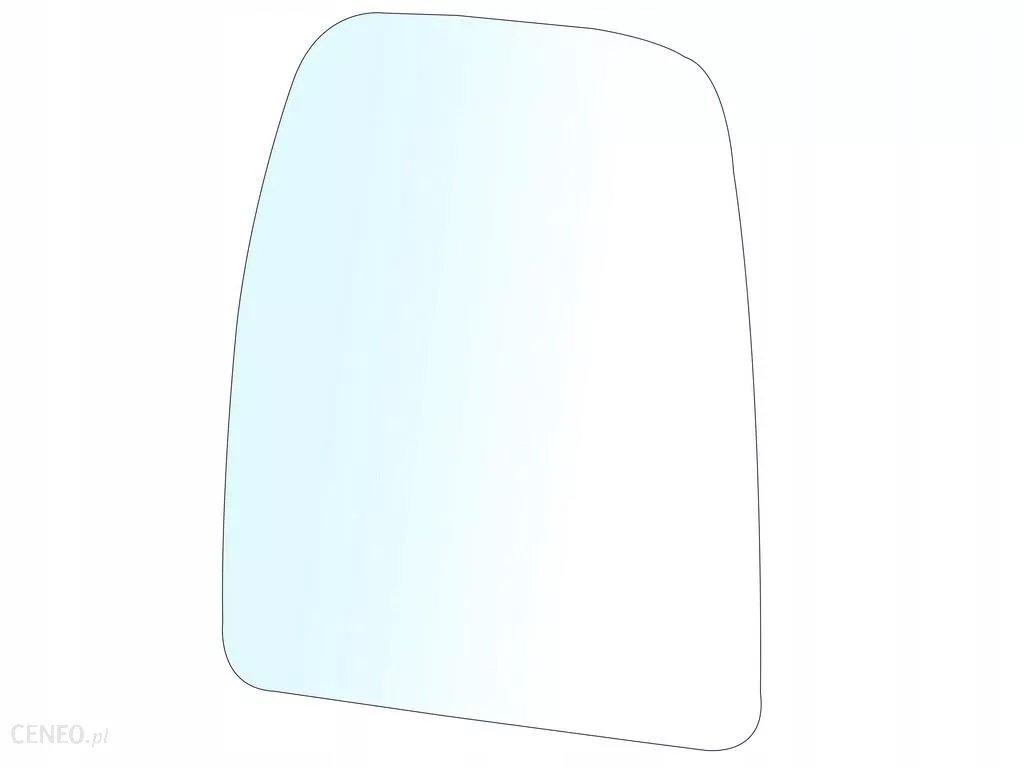 Sklo zrcadla Iveco Daily 2014 pravé velké - šířka 16cm