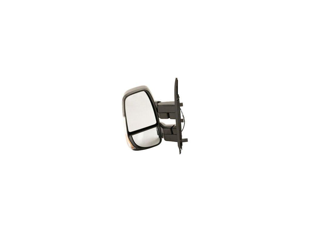Zrcadlo Iveco Daily 2014 levý - krátké rameno, pro vysokou směrovku