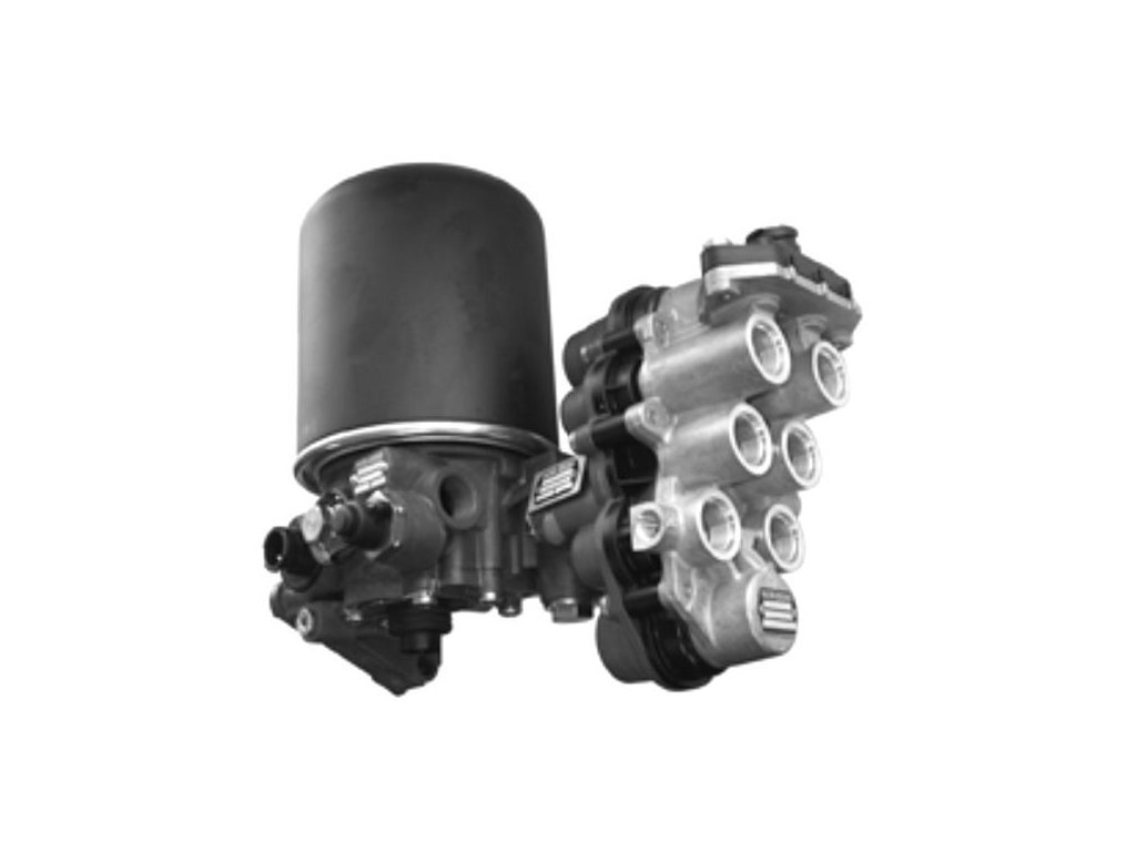 Regulátor tlaku vzduchu Iveco Stralis, Trakker