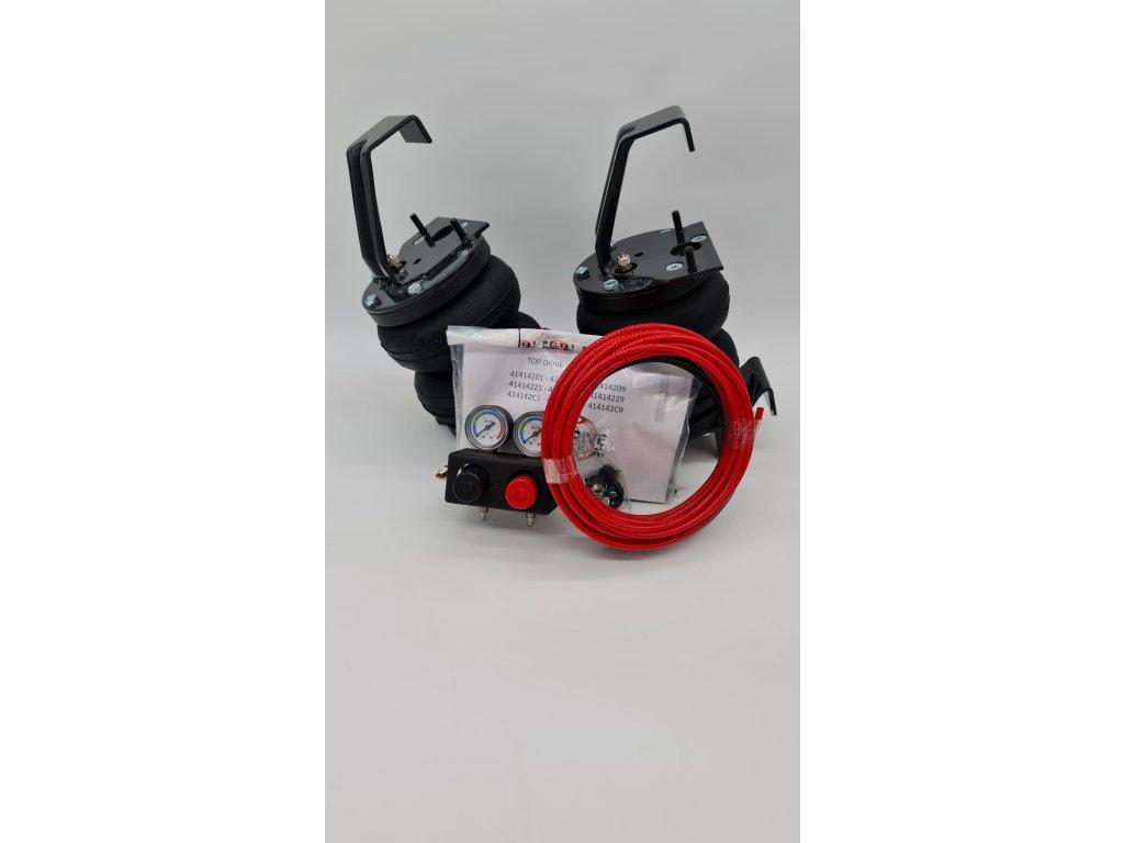 Přídavné pneumatické pérování Iveco Daily 2000 - 2006