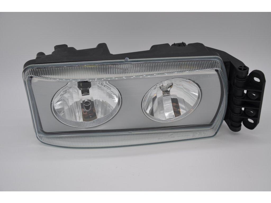 Světlomet Iveco EuroCargo, Stralis pravý bez regulace