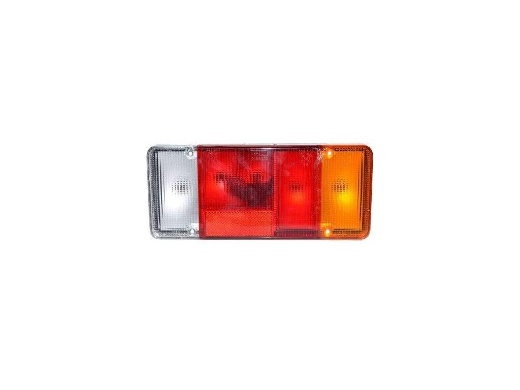 Sklo zadního světla Iveco Daily, EuroCargo, Fiat Ducato, pravé