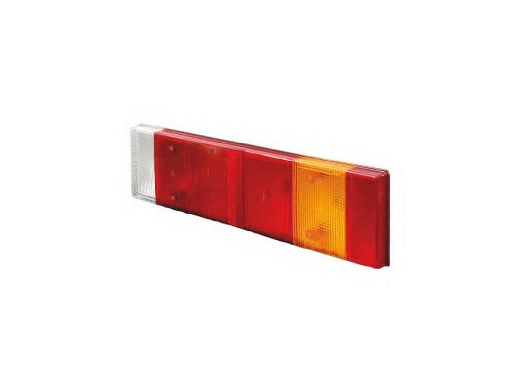Sklo zadní lampy Iveco EuroCargo 120, Trakker