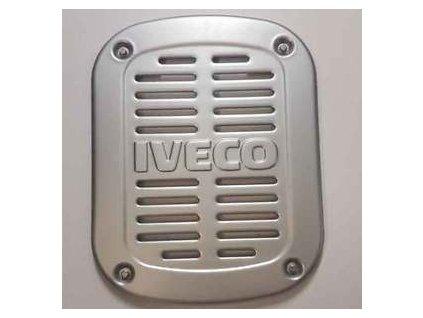 Kryt výfuku Iveco EuroCargo Tector Euro4