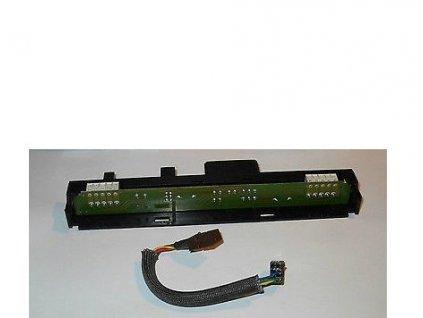 Řídící jednotka světel Iveco Daily - pod volant