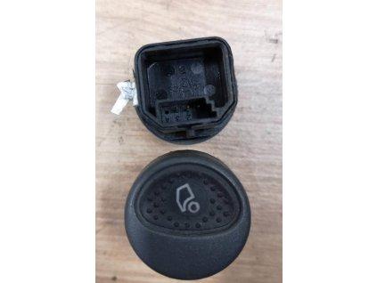Tlačítko sklápění kabiny Stralis