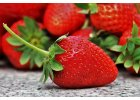 Lyofilizované jahody (sušené mrazem)