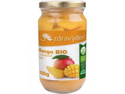 mango bio v ananasove stave 350g.jpg 800x600 q85 subsampling 2