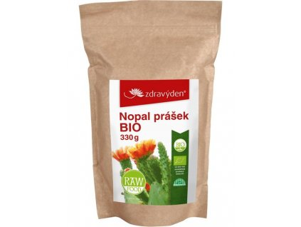nopal prach