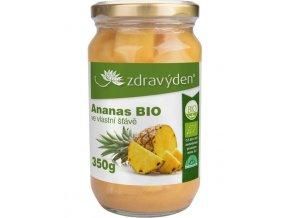 ananas bio ve vlastni stave 350g.jpg 800x600 q85 subsampling 2