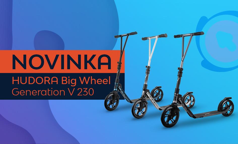 Hudora Big Wheel Generation V 230