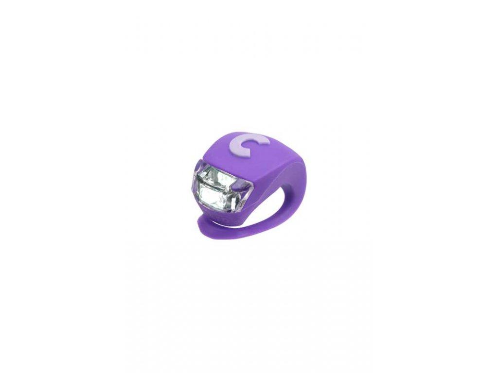 Svetlo MICRO Deluxe Purple