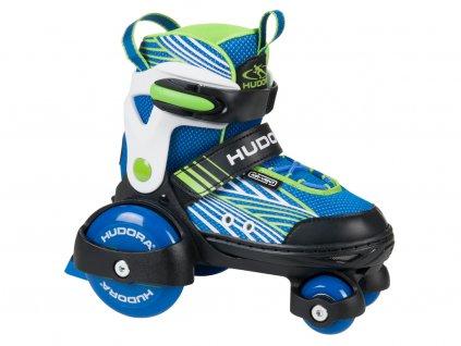 Kolieskové korčule HUDORA My First Quad Boy, veľ. 26-33