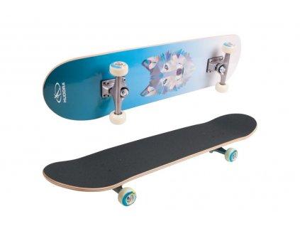 Skateboard HUDORA Wolf Instinct, ABEC 1