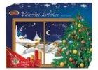 Vánoční kolekce a čokoládové ozdoby
