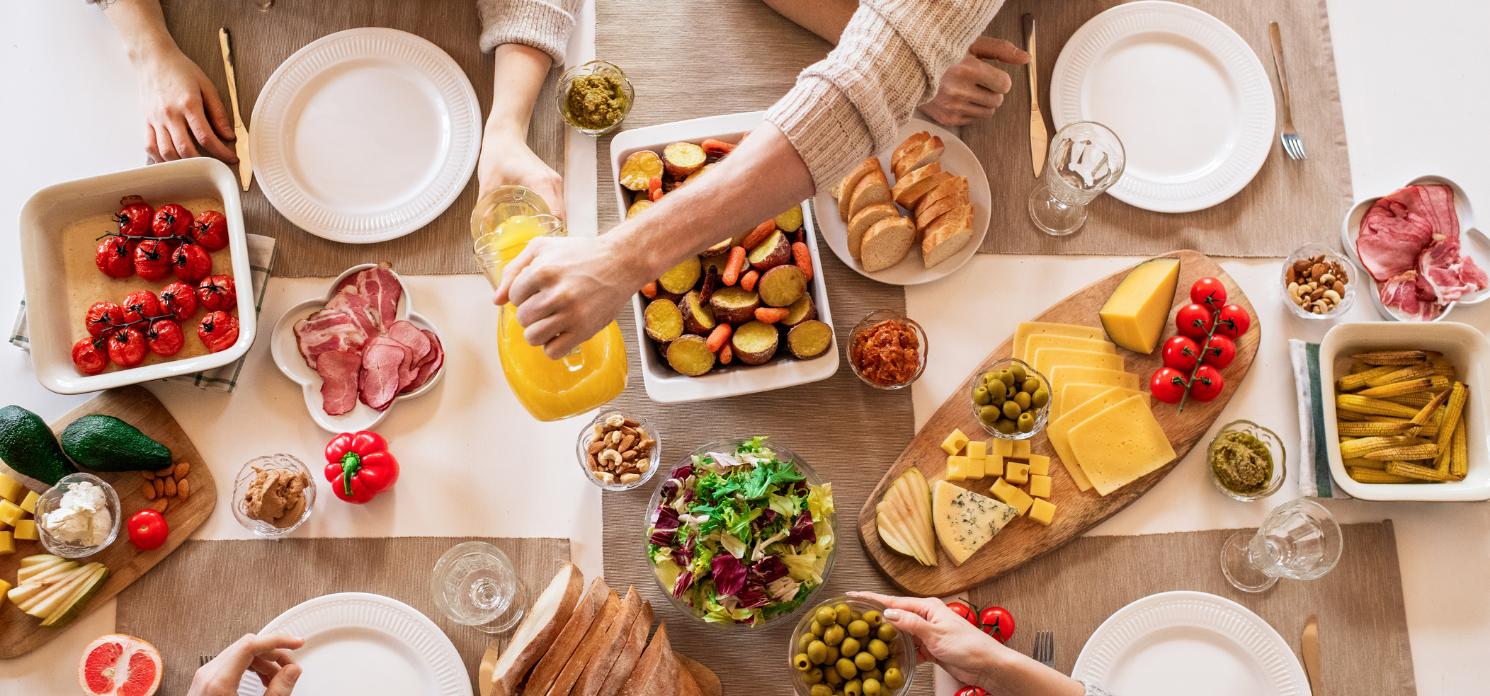 Ovoce a zelenina na váš stůl