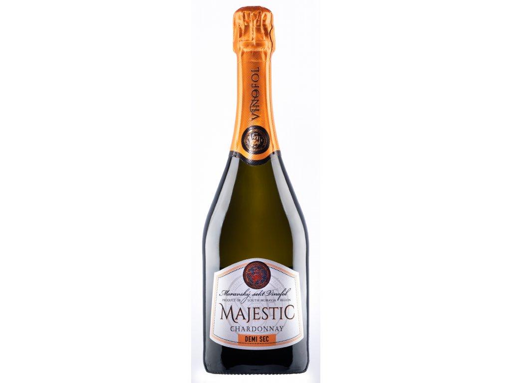 Majestic Chardonnay Demi Sec