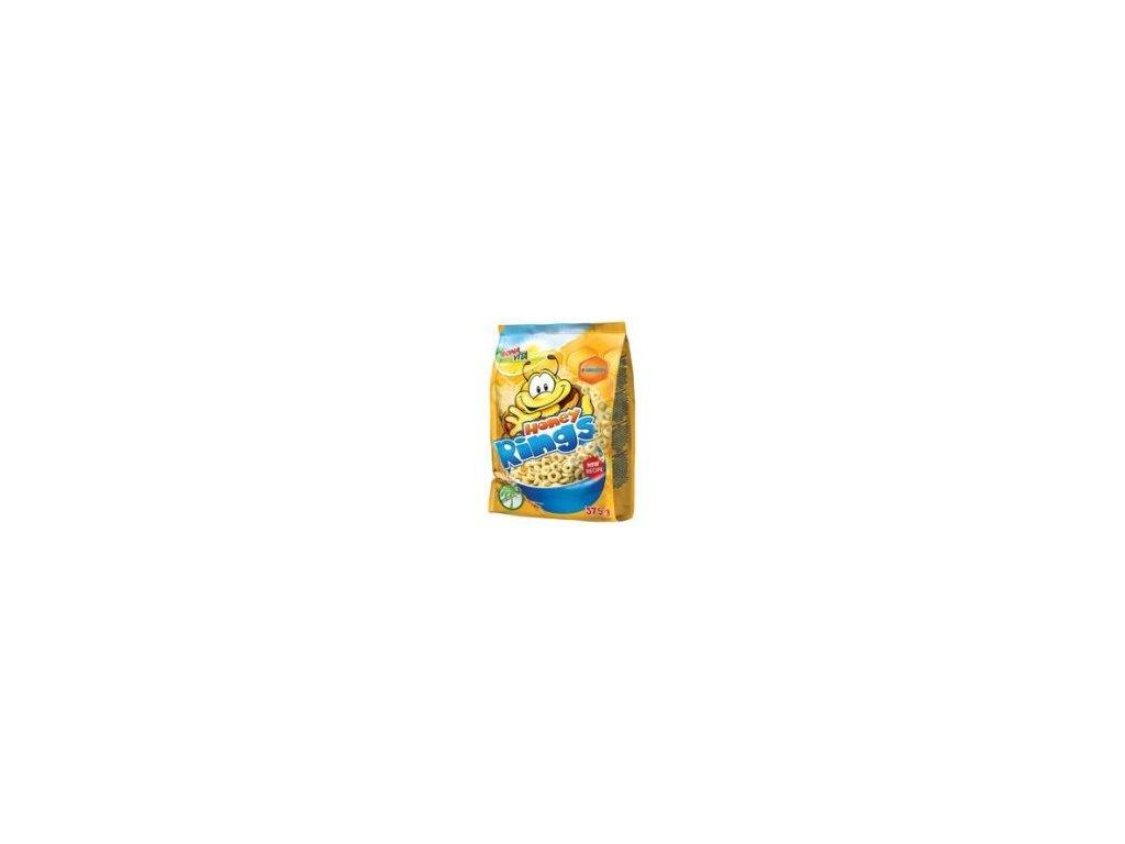 medové cerealie