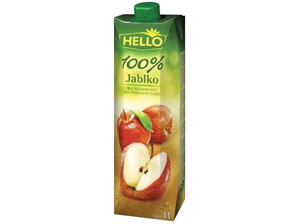 aaa hello jablko