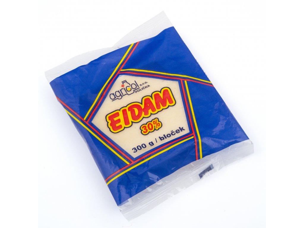 Eidam 30 % bloček 300 g