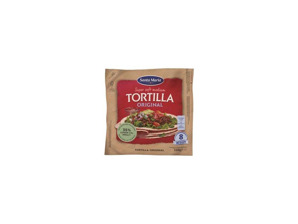 Santa Maria Soft tortilla 320 g