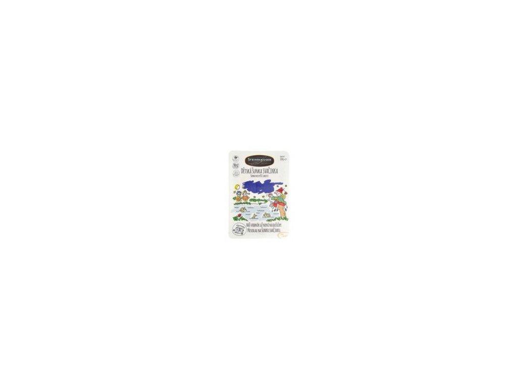 Steinhauser Svačinka dětská šunka nejvyšší jakosti 100 g