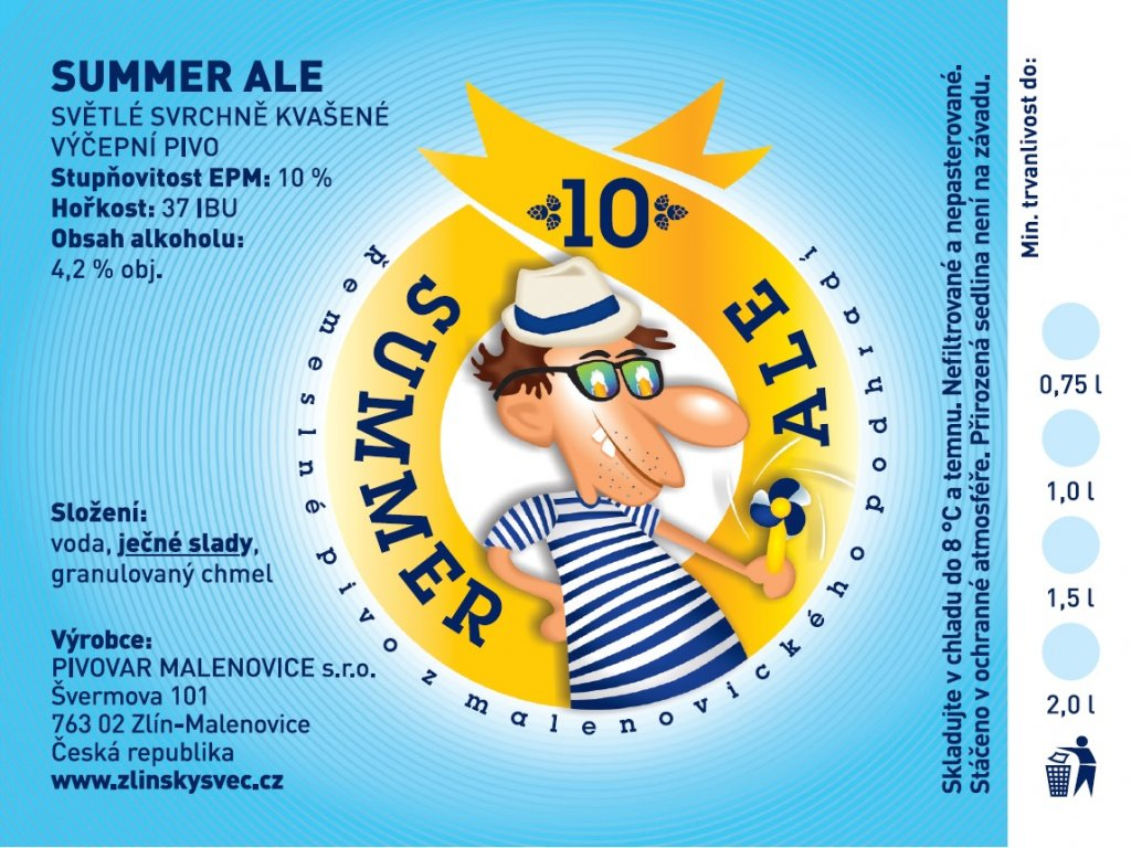 Summer Ale 10