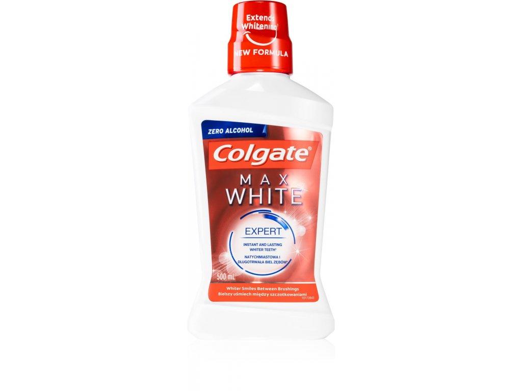 colgate max white expert belici ustni voda bez alkoholu 16