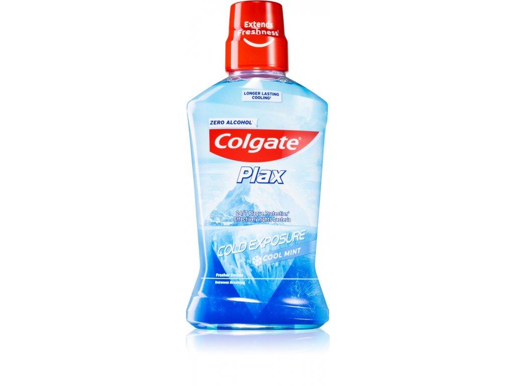 colgate plax cold explosure ustni voda proti zubnimu plaku