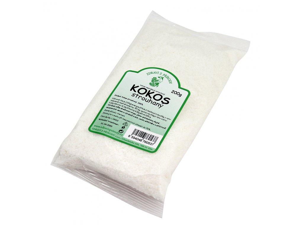 Kokos strouhaný 200 g