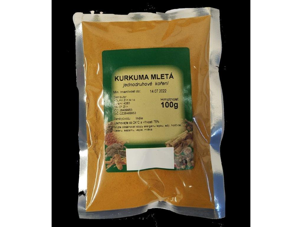 Adlav Kurkuma mletá 100 g